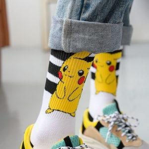 Meia Pokémon – Pikachu