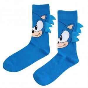Meia Sonic The Hedgehog – edição especial