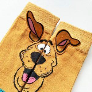 Meia Scooby-Doo – Edição especial