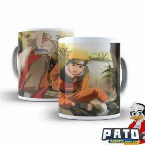 Caneca Naruto e Jiraya #06