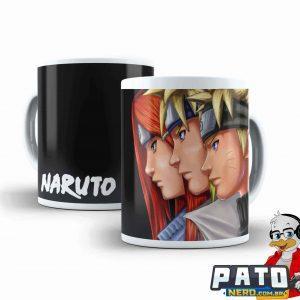 Caneca Personalizada Naruto #08