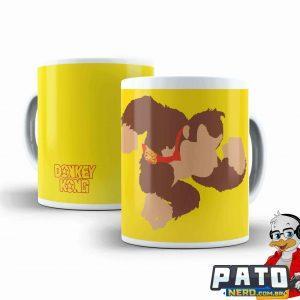 Caneca Donkey Kong #01