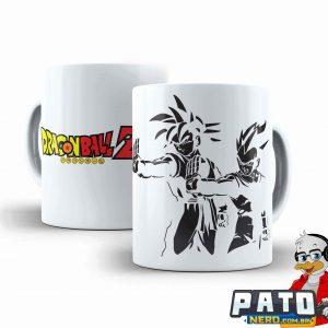 Caneca Dragon Ball – Goku e Vegeta #01
