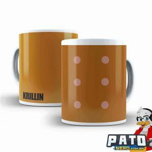 Caneca Dragon Ball – Kuririn #09