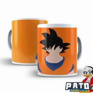 Caneca Dragon Ball – Goku #02