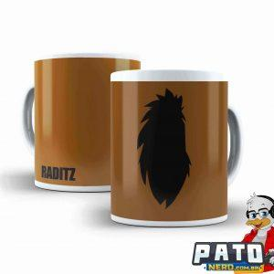 Caneca Dragon Ball – Raditz #04