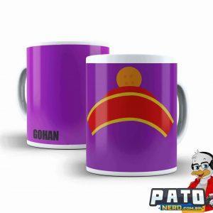 Caneca Dragon Ball – Kid Gohan #06