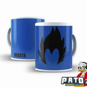 Caneca Dragon Ball – Vegeta #07