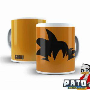 Caneca Dragon Ball – Goku #08