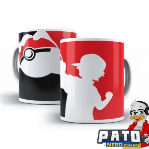 Caneca Personalizada Pokémon #01